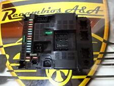 BSI Caja de fusibles Peugeot 307 9644098280 9636760580D 9636760580 D VELEO 11001