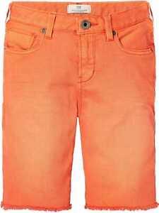Scotch & Soda 142967,5-Pocket Rocker Shorts für Jungen, orange