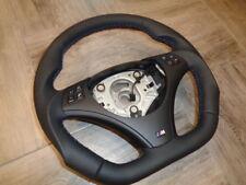 Individual styling volante de cuero bmw m-Power e82 e84 e87 e88 e90 e91 e92 e93,
