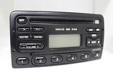 Ford 6000cd RDS e-o-n negro original radio 6000ne sintonizador plana 97ap-18c815-ha