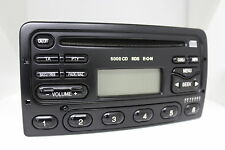 Original ford 6000cd RDS e-o-n negro radio 6000ne Tuner plana 97ap-18c815-ha