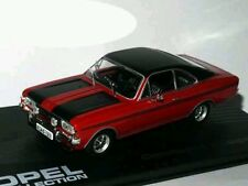 Opel Commodore A Coupe GS / E 1970-1971 in Red 1/43rd Scale
