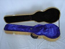 PURPLE AxeShield HD Satin Protection Shroud ATTACHES To Gibson/Epi Les Paul Case