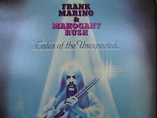 FRANK MARINO & MAHOGANY RUSH TALES OF THE UNEXPECTED LP 1979 JC35753
