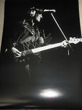 ROGER WATERS SIGNED 20X30 PHOTO EXACT PROOF! PINK FLOYD AUTOGRAPH ACOA CERT