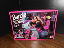 Barbie Remote Control City Nights Cycle 1995 - NRFB