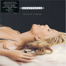 ANASTACIA PIECES OF A DREAM (HITS) SPECIAL EDITION 2CD in A5 STYLE BOOK COVER