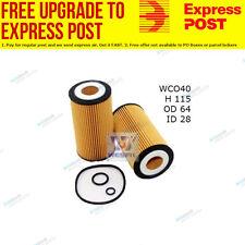 Wesfil Oil Filter WCO40 fits Mercedes-Benz Vito 108 CDI 2.2 (638)