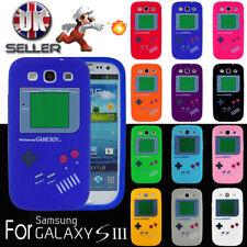Cover e custodie Per Samsung Galaxy S in silicone/gel/gomma per cellulari e palmari Samsung