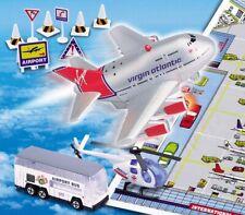 More details for virgin atlantic funplane pullback airport gift set
