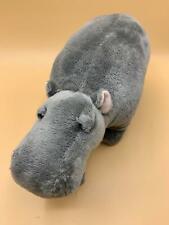 "Planet Earth Hippo 10"" Plush Stuffed Animal Toy"