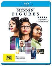 Hidden Figures (Blu-ray, 2017) BRAND NEW & SEALED inc Digital copy