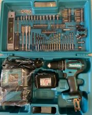 Makita DHP485 Brushless Combi Drill  + 1 BL1840 + DC18SD + 101 Accessory Case