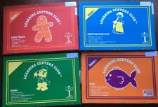Learning Centers Club 1st Grade-First Grade set of 4 different programs