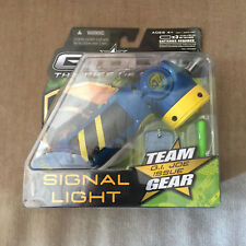 GIJOE Issue Team Gear Signal Light Rise of Cobra New