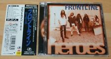 Frontline - Heroes - 1991 Japanese Signo Records Label CD With Obi