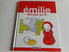 EMILIE FAIT PIPI AU LIT - DOMITILLE DE PRESSENSE - CASTERMAN