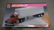 Amt Ertl G Scale 1/32 Volvo N10 Truck & Reefer Trailer 1994 Vintage Kit Sealed