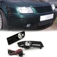 Calandre Pare-Chocs Feu Brouillard Drive Lamp Pour 99-04 VW JETTA BORA MK4 New