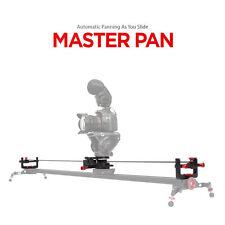 Konova Master Pan Various Length (auto panning) Compatible Motorized Timelapse
