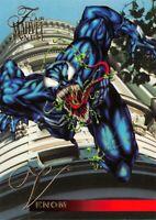 VENOM / 1995 Fleer Flair Marvel Annual BASE Trading Card #66