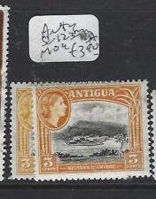 ANTIGUA (P2103B)   QEII  3C  SG 123-123A    MOG