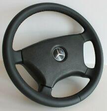 Steering Wheel Mercedes Benz OEM Leather Big Body W123 W124 W126 R107 G 79-92