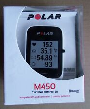 Polar M450 GPS Bike Computer with Heart Rate