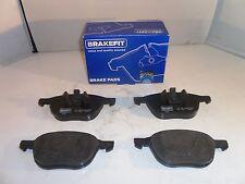 Mazda 3 Mazda 5 Petrol + Diesel Front Brake Pads Set 2004-On GENUINE BRAKEFIT