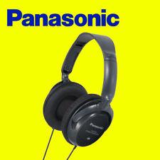 New Stereo Panasonic RP-HT225 Overhead Headphones Earphones For Music Mp3