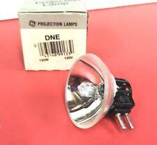 DNE Photo Projection LIGHT BULB Studio LAMP Projector 120V 150W G7.9 54409 NEW