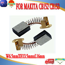 Carbon Brushes For Makita CB152 CB153 CB150 1804N GA7000 9000B1805N 181044-0