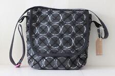 Denim Bag with Leather VanStoel#173