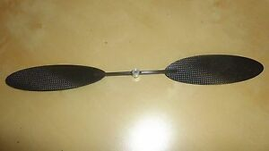 CARBON FIBRE SLOW FLY PROPELLER 26cm for MOUSE IFO INDOOR TYPE MODELS