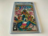 UNCANNY X-MEN 282 CGC 9.8 WHITE PAGES 1ST BISHOP MARVEL COMICS 1991