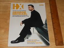 HX Magazine George Michael Cover w/Excluxive, Donna Summer Katy Perry 2008 Gay