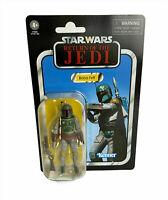 """Star Wars Boba Fett (ROTJ) Action Figure 3.75"""" Vintage Collection Return of Jedi"""
