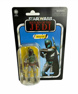 "Star Wars Boba Fett (ROTJ) Action Figure 3.75"" Vintage Collection Return of Jedi"