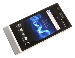 "Sony Xperia P LT22i Mobile 4.0"" Dual Core 1G RAM 16GB ROM 8MP Camera"