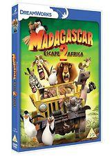 MADAGASCAR: ESCAPE 2 AFRICA  - DVD FILM