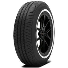 205/70R15 Firestone FR710 With Uni-T 95S White Wall Tire