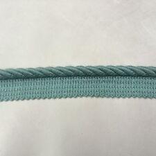 Sunbrella outdoor Trim 3/8 inch Glacier cord with tape (5 Yards)
