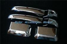 New Chrome Handle Cover Trim for JEEP Compass 2007-2011 2012 2013 2014 2015 2016