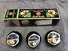 Vintage Dunlop 65 Wrapped Golf Balls