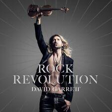 DAVID GARRETT - ROCK REVOLUTION   CD NEU