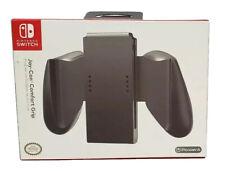 PowerA Nintendo Switch Joy Con Comfort Grip, Black, Lightweight, New