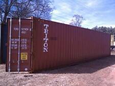 wind and water tight shipping cargo containers 40' and 20' Greenville  SC