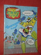 EROI DELLA TIVU N°35 DEL 1982 CON JEEG ROBOT ACCIAIO-RYU-JUDO BOY-ANNA E ALTRI