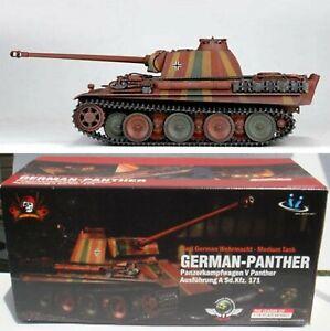 JSI 1:18 Scale German Panzerkampfwagen V Panther Tank Ausfuhrung A Sd.Kfz. 171