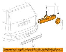 Cadillac GM OEM Escalade Liftgate Tailgate Hatch-Applique Window Trim 15915679